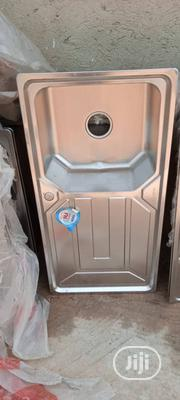 Single Bowl Single Tray Kutchen Sink | Plumbing & Water Supply for sale in Abuja (FCT) State, Kubwa