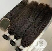 Kinky Human Hair | Hair Beauty for sale in Lagos State, Oshodi-Isolo