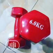 Rubber Dumbbells | Sports Equipment for sale in Abuja (FCT) State, Wuse 2
