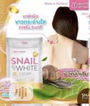 Snail White Gold Soap X10 Intensive Whitening Soap - 200gm | Bath & Body for sale in Lagos State, Ikeja