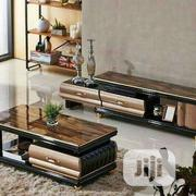 Designers Tv Stand With Center Table | Furniture for sale in Lagos State, Ojo