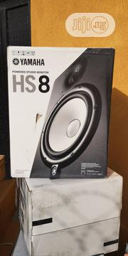 Yamaha HS8 Powered Studio Monitor | Audio & Music Equipment for sale in Lagos State, Ojo