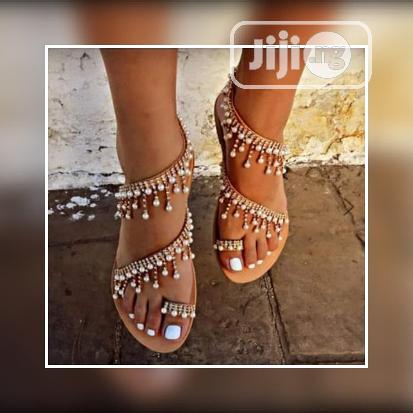Unique Classy Sandals   Shoes for sale in Isolo, Lagos State, Nigeria