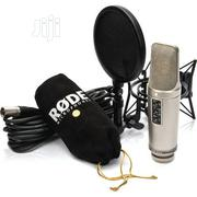 Rode NT1-A Anniversary Vocal Cardioid Condenser Microphone Package | Audio & Music Equipment for sale in Lagos State, Ojo
