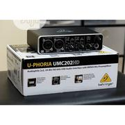Behringer U-Phoria Umc202hd, 2-Channel | Audio & Music Equipment for sale in Lagos State, Ojo