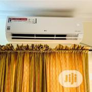 LG 1HP Dual Inverter Gencool Split Unit | Home Appliances for sale in Lagos State, Yaba
