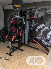 3 Station Home Gym   Sports Equipment for sale in Abuja (FCT) State, Jabi