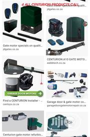Gate Swing Automation Of Centurion Security Gate | Safety Equipment for sale in Abuja (FCT) State, Dei-Dei