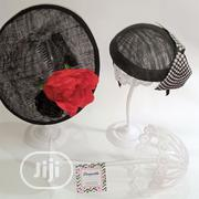 2 Black Fascinators | Clothing Accessories for sale in Lagos State, Agege