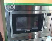 Bosch Built in Microwave 60cm With Warranty | Kitchen Appliances for sale in Lagos State, Ojo