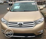 Toyota Highlander 2012 Limited Gold | Cars for sale in Abuja (FCT) State, Central Business Dis