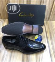 Clark's Designers Men Shoe (Black Brown) | Shoes for sale in Abuja (FCT) State, Wuse 2
