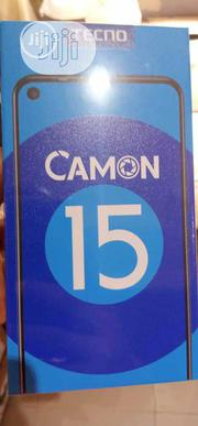 New Tecno Camon 15 64 GB Gold | Mobile Phones for sale in Lagos State, Ikeja