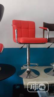 Red Bar Stool   Furniture for sale in Lagos State, Ojo