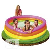 Kids Inflatable Swimming Pool 1.68m. Fits 3-4kids | Toys for sale in Lagos State, Oshodi-Isolo