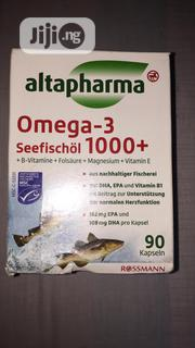 Altapharma Omega-3 | Feeds, Supplements & Seeds for sale in Lagos State, Ojodu