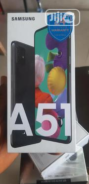 New Samsung Galaxy A51 128 GB Black | Mobile Phones for sale in Lagos State, Apapa