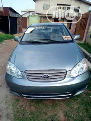Toyota Corolla 2004 Sedan Automatic Silver | Cars for sale in Lagos State, Ikeja