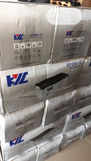 12v 200ah Gp Battery Available | Solar Energy for sale in Lagos State, Ojo