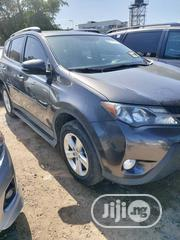 Toyota RAV4 XLE AWD (2.5L 4cyl 6A) 2013 Gray | Cars for sale in Lagos State, Amuwo-Odofin