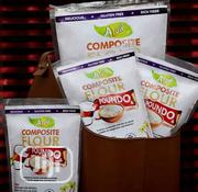 100% Organic Coconut Poundo (Swallow) 500g/1kg   Meals & Drinks for sale in Lagos State, Isolo