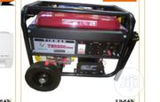 TIGMAX Petrol Generator Model Number TH5200DX. 3.5kva Copper Coil | Electrical Equipment for sale in Lagos State, Ojo