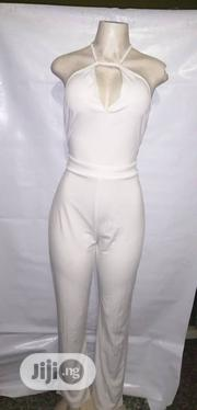 Classy White Jumpsuit | Clothing for sale in Abuja (FCT) State, Abaji