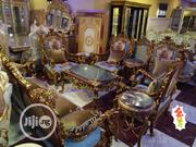 Specially Hand Crafted Royal Sofa | Furniture for sale in Lagos State, Ojo