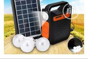 Solar Power System With FM Plus A Mini Rechargeable Fan   Solar Energy for sale in Abuja (FCT) State, Gwarinpa