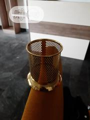 Gold Plated Pen Holder | Stationery for sale in Abuja (FCT) State, Wuse 2