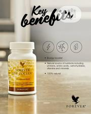 Forever Bee Pollen | Vitamins & Supplements for sale in Lagos State, Ifako-Ijaiye