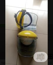 Face Shield With Helmet | Safety Equipment for sale in Lagos State, Ikeja