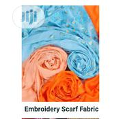 Embroidery Scarf Fabrics | Clothing Accessories for sale in Lagos State, Ikeja