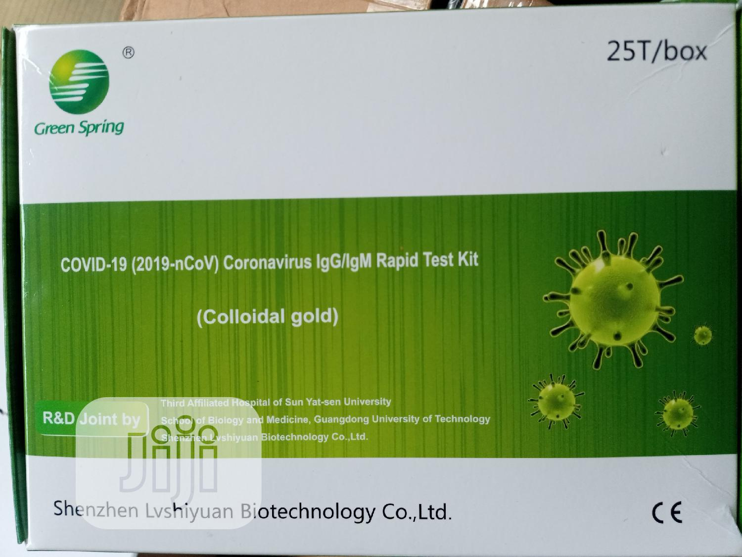 Rapid Test KIT By 25pcs In A Pack