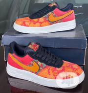 """Nike Air Force 1 Low """"York Panda"""" Sneakers 
