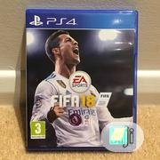 Fifa18 Ps4 | Video Games for sale in Lagos State, Ikeja