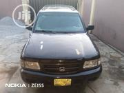 Isuzu Rodeo 2002 Black | Cars for sale in Lagos State, Ajah