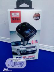 Wireless Fm Car Kit Car Mp3 +Charger.Et-m29 | Audio & Music Equipment for sale in Lagos State, Ikoyi
