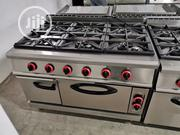 Industrial Gas Cooker 6borners | Restaurant & Catering Equipment for sale in Lagos State, Ojo