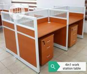 Office Workstation Table   Furniture for sale in Lagos State, Lekki Phase 1