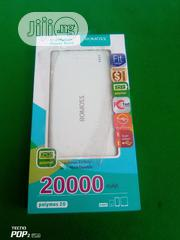 Romoss Power Bank 20,000mah | Accessories for Mobile Phones & Tablets for sale in Lagos State, Ikoyi