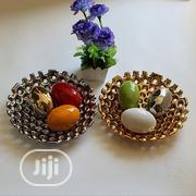 Table Tray Decor With Color Egg Ball | Arts & Crafts for sale in Lagos State, Lagos Island