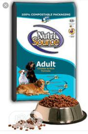 Nutri Source Dog Food | Pet's Accessories for sale in Lagos State, Orile