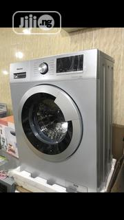 Hisense Front Loader 6kg Washing Machine | Home Appliances for sale in Lagos State, Yaba