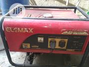 Elemax SH6500EX. 6.5kva Generator | Electrical Equipment for sale in Lagos State, Agboyi/Ketu
