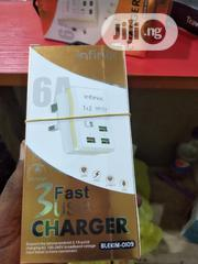 6A 3USB Fast Charger | Accessories for Mobile Phones & Tablets for sale in Akwa Ibom State, Uyo