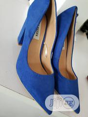 Steve Madden Blue Pumps | Shoes for sale in Rivers State, Port-Harcourt