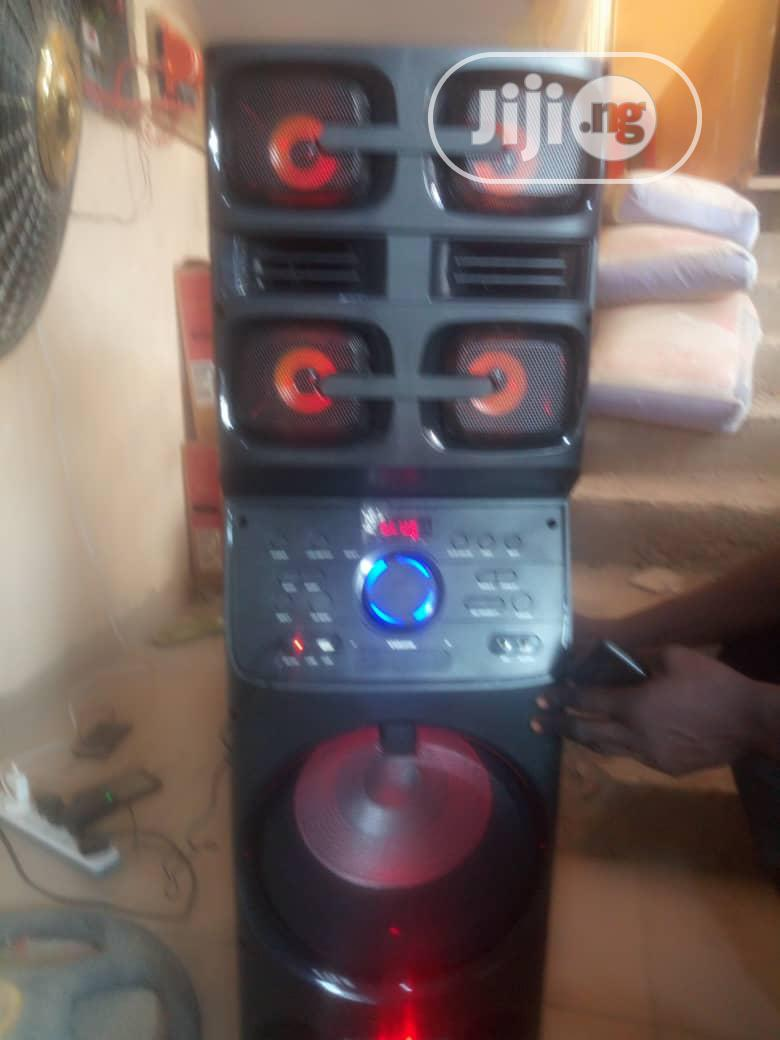 Shake Q23 Top -load Panel | Audio & Music Equipment for sale in Wuse, Abuja (FCT) State, Nigeria
