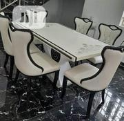 New Royal Six Seater Marble Dining Table | Furniture for sale in Lagos State, Alimosho