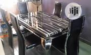 Imported Six Seater Marble Dining Table | Furniture for sale in Lagos State, Agege